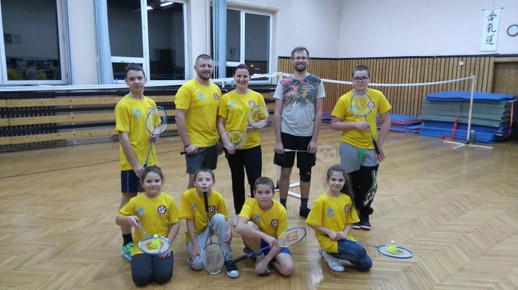 badminton kadra