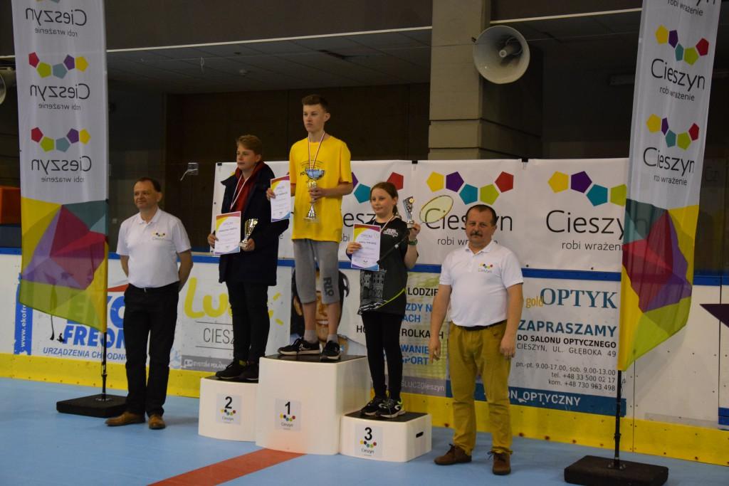 robert podium