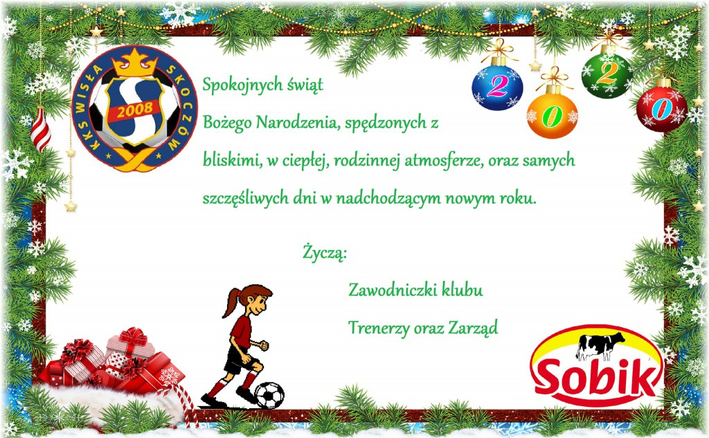 KKS kartka świąteczna